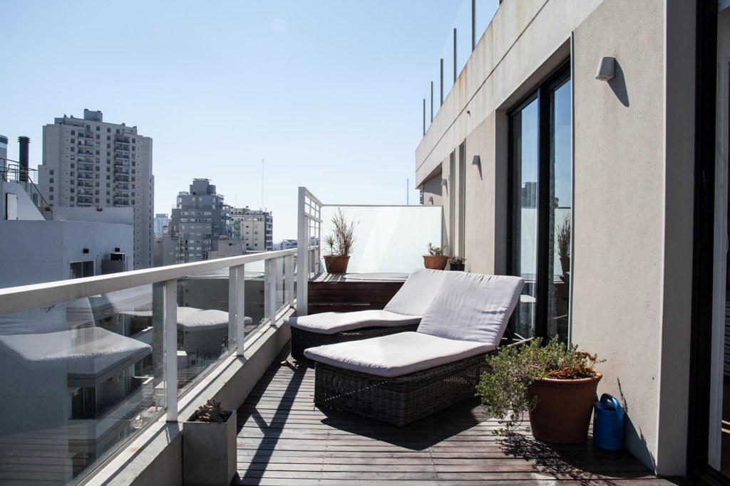 Live Hotel Top Floor Penthouse