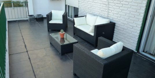 2 bedroom apartment in Palermo Soho Large Terrace
