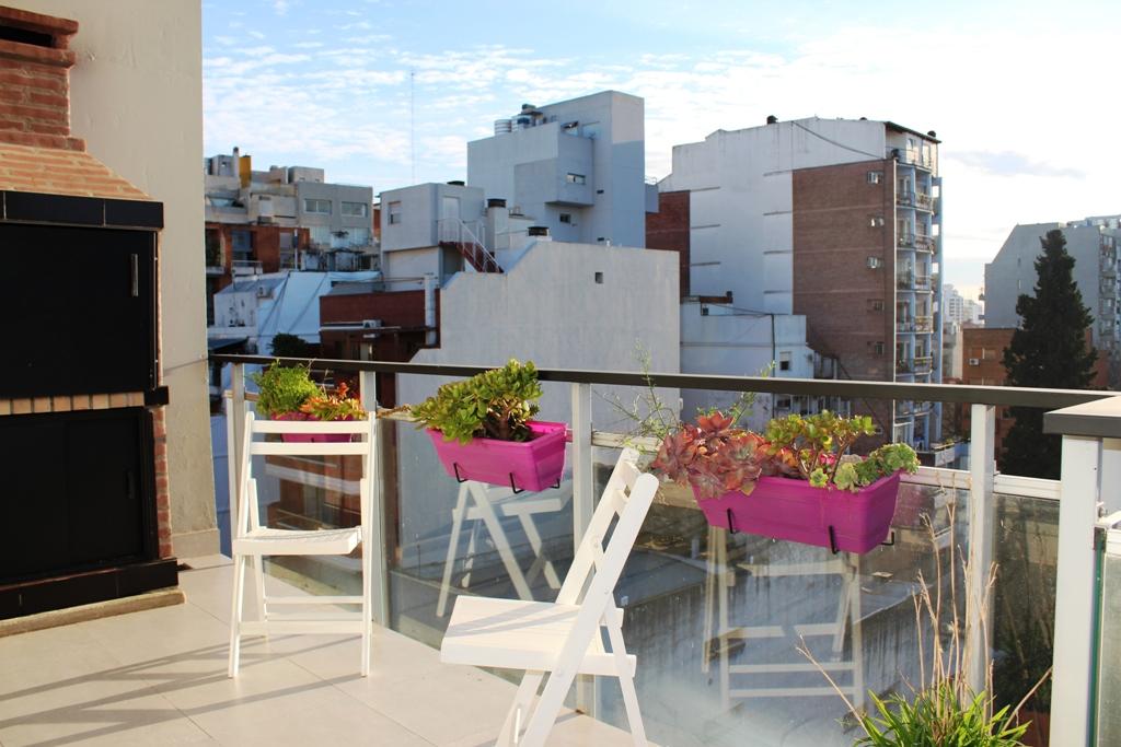 Apartment double private terrace in Nuñez Belgrano 2 bedroom