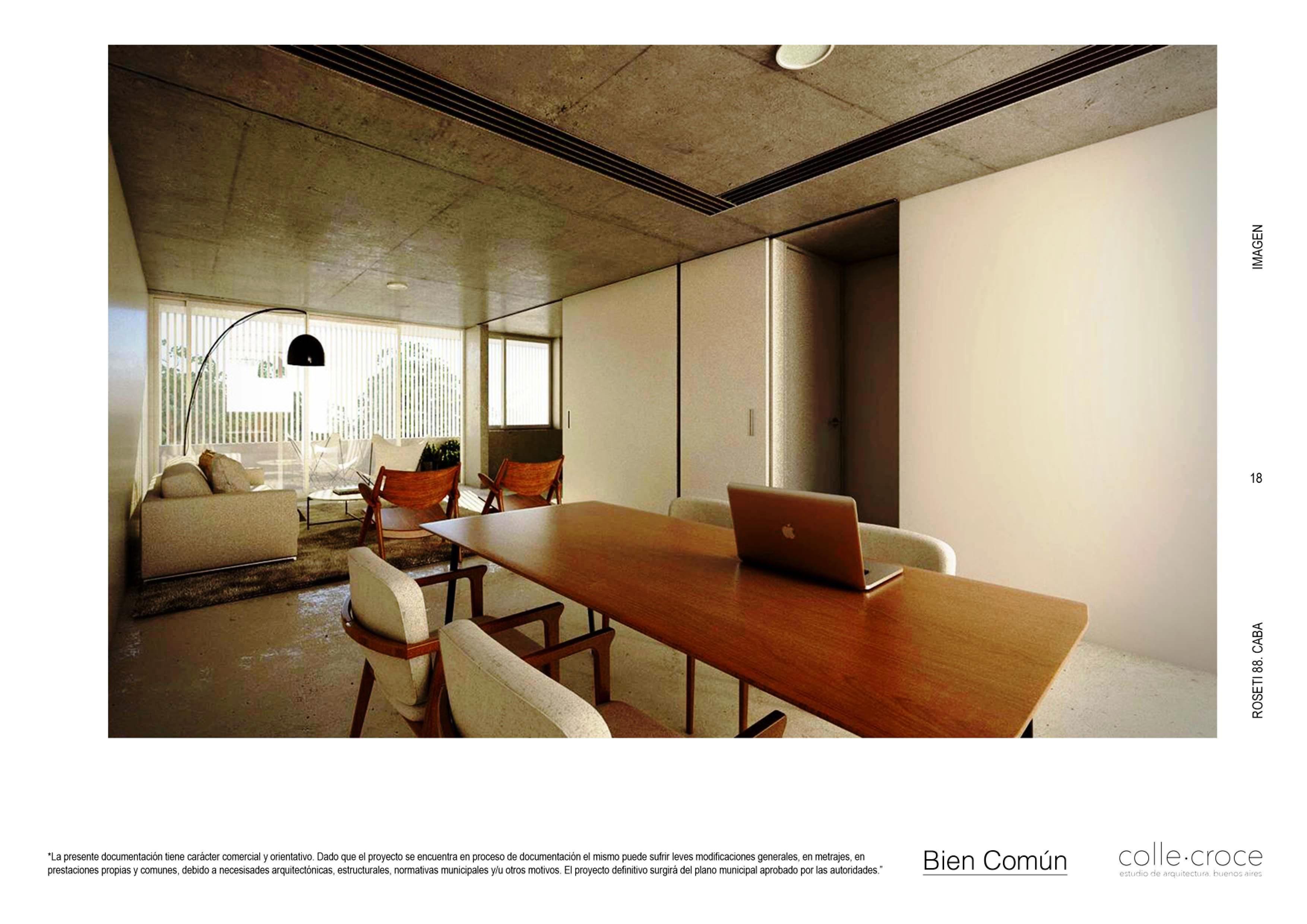 Roseti al 100, Oportunidad edificio exclusivo, 3 AMB amplio cochera/amenities