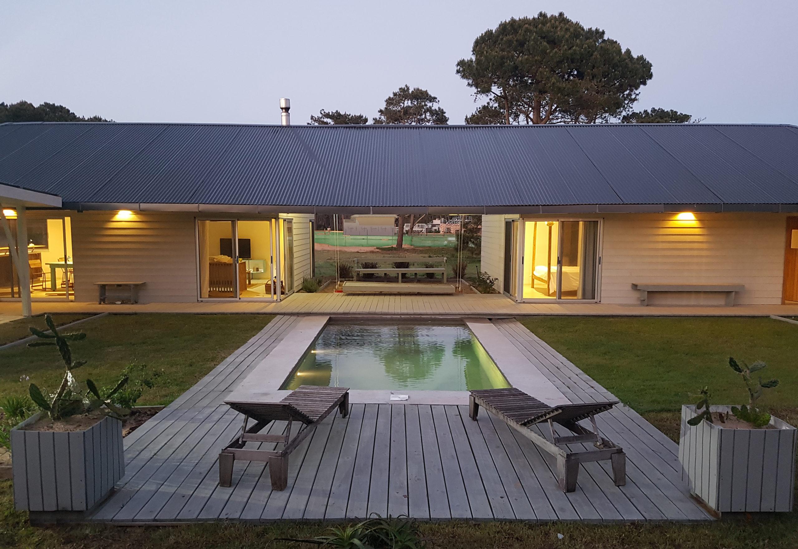 Punta del Este Jose Ignacio,  Pinar del Faro 4 bedroom Beach house